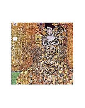 Gustav Klimt Portrait Of Adele Bloch - Bauer I, 1907 Canvas