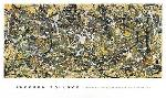 Jackson Pollock Number 8