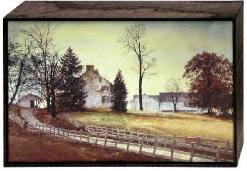 Ray Hendershot Late October Art Block
