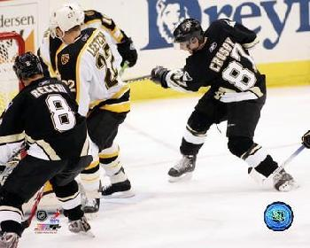 Anonymous 2005  -  Sidney Crosby  1st Goal