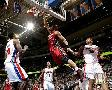 Anonymous Alonzo Mourning  -  2006 Playoff  Action