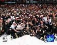 Anonymous 2007  -  Ducks Stanley Cup Celebration On Ice