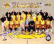 Anonymous 2009 - 10 Los Angeles Lakers Team Photo With Western Co