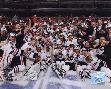 Anonymous 2009 - 10 Chicago Blackhawks Team Celebration On Ice