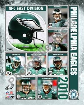 Anonymous 2010 Philadelphia Eagles Composite