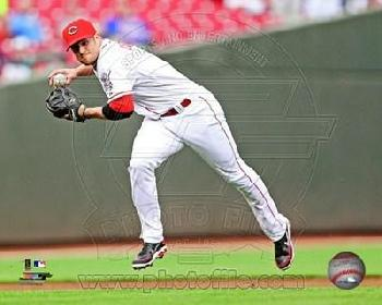 Anonymous Zack Cozart 2013 Action