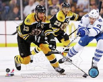 Anonymous Zdeno Chara 2012 - 13 Playoff Action