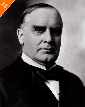Anonymous William Mckinley, 25th President Of The United States Canvas LAST ONES IN INVENTORY!!