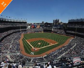 Anonymous Yankee Stadium 2015 Canvas LAST ONES IN INVENTORY!!