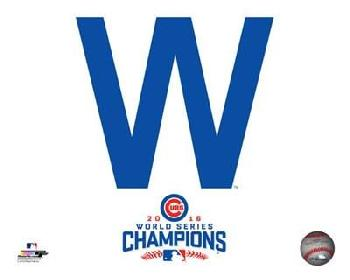 Anonymous Cubs W 2016 World Series Champions