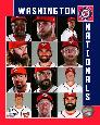 Anonymous Washington Nationals 2017 Team Composite