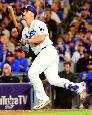 Anonymous Joc Pederson Home Run Game 6 Of The 2017 World Series