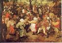 Pieter The Younger Brueghel Wedding Dance