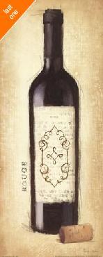 Emily Adams Vintage Rouge Bottle   LAST ONES IN INVENTORY!!