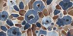 Silvia Vassileva Contemporary Tapestry Blue