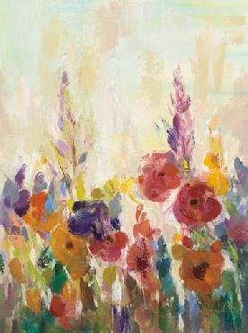 Silvia Vassileva A Glimpse Of The Garden II
