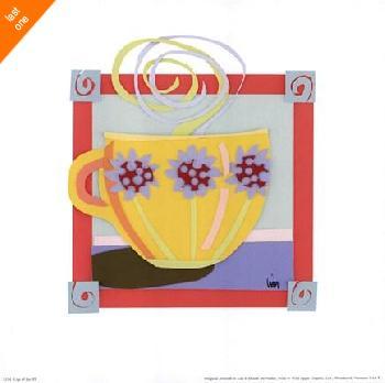 Lisa Eckhardt McNealus Cup of Joy III   LAST ONES IN INVENTORY!!