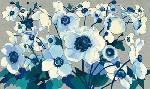 Shirley Novak Anemones Japonaises I