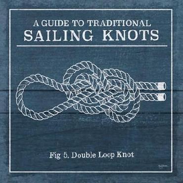 Mary Urban Vintage Sailing Knots V
