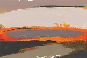 Grainne Dowling Ceide Study I Canvas
