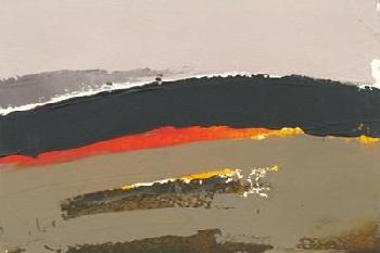 Grainne Dowling Ceide Study III Canvas