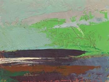 Grainne Dowling Ceide Study Xiii Canvas