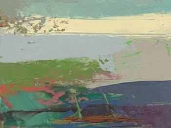 Grainne Dowling Ceide Study Xiv Canvas