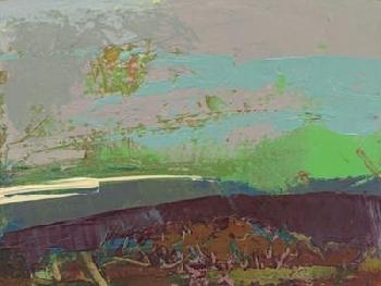 Grainne Dowling Ceide Study Xvi Canvas