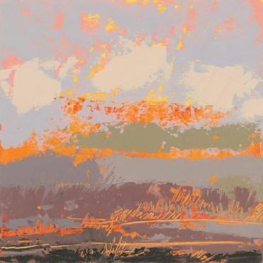 Grainne Dowling Soft Day III Canvas