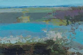Grainne Dowling Killala Bay IV Canvas