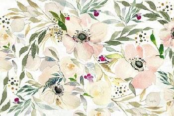 Kristy Rice The Joy Of White Canvas