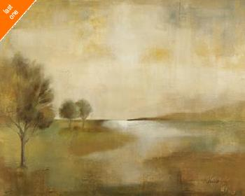 Silvia Vassileva Northern Horizon Canvas LAST ONES IN INVENTORY!!