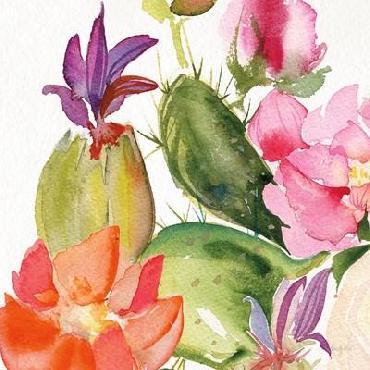 Kristy Rice Desert Rose II