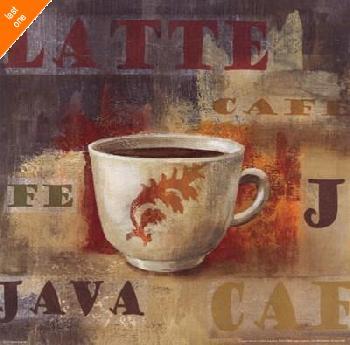 Silvia Vassileva Urban Cafe IV   LAST ONES IN INVENTORY!!