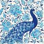 Miranda Thomas Peacock Garden IV