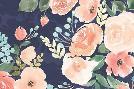 Jenaya Jackson Blooming Delight III Blue