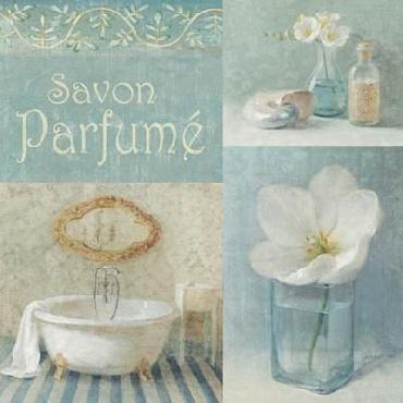 Danhui Nai Parfum II Canvas