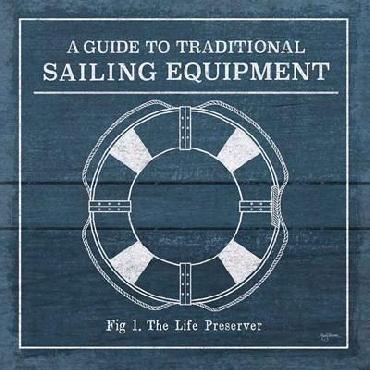 Mary Urban Vintage Sailing Knots X