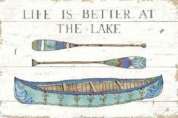 Daphne Brissonnet Lake Sketches II Color