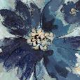 Vassileva Inky Floral III Cool