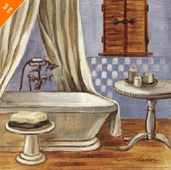 Silvia Vassileva Light Bath I NO LONGER IN PRINT - LAST ONE!!