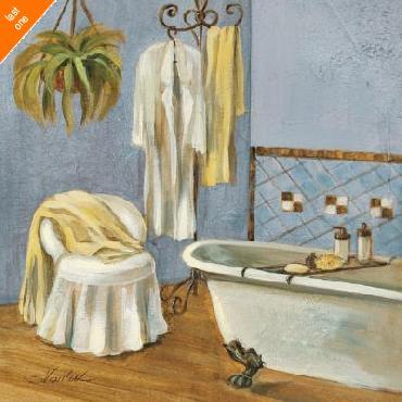Silvia Vassileva Light Bath III NO LONGER IN PRINT - LAST ONE!!