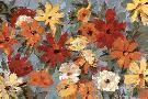 Silvia Vassileva Bright Expressive Garden