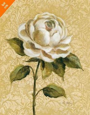 Silvia Vassileva Elegant Rose Canvas LAST ONES IN INVENTORY!!