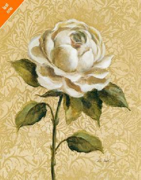 Silvia Vassileva Elegant Rose   LAST ONES IN INVENTORY!!
