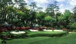 Larry Dyke The 13th At Augusta