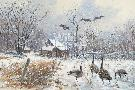 James Killen Winter Refuge - Canada Geese