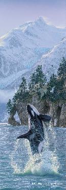 Lee Kromschroeder Vertical Rise - Orcas Artist