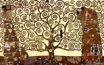 Gustav Klimt Tree Of Life, C.1909 Canvas