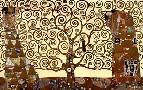 Gustav Klimt Tree Of Life, C.1909